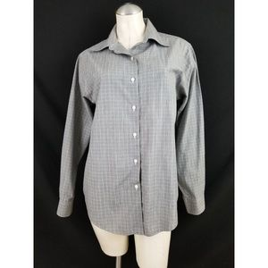 Brooks Brothers Size 12 No Iron Button Down Shirt